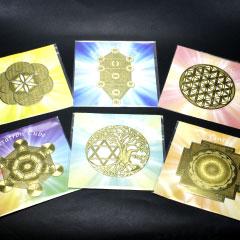 エナジーカード全種のイメージ